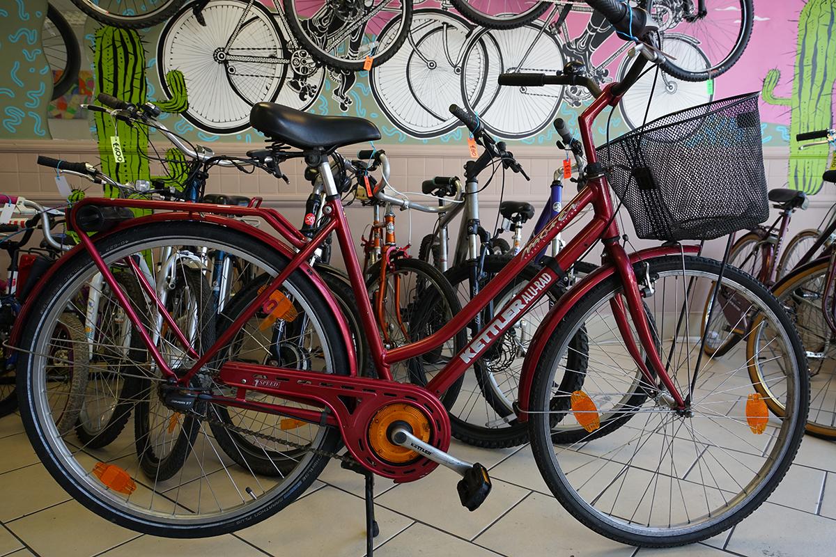 Kettler ladies bike