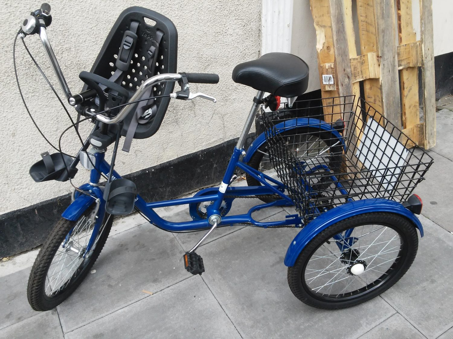 Adults tricycle