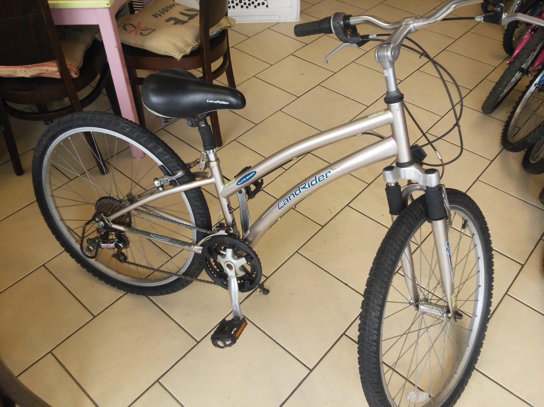 Landrider hybrid/trekking bike